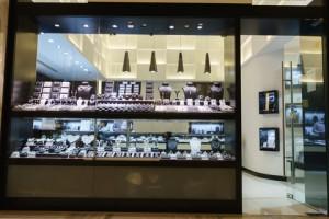 jewellery retail security