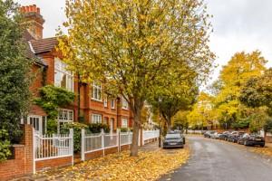 autumn home security