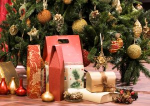 Christmas Security - Presents under the tree